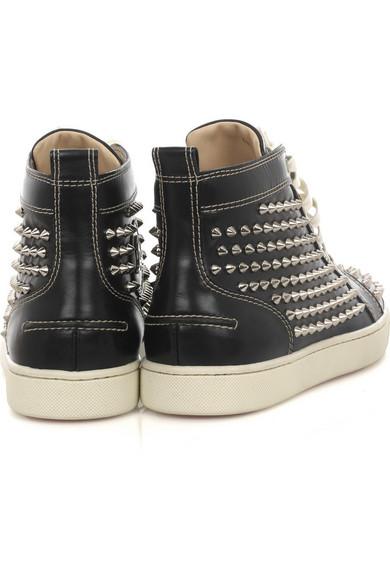 louboutin sneakers net a porter