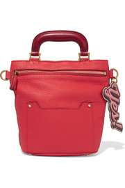 Anya Hindmarch Orsett mini textured-leather tote