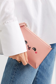 Kawaii leather pouch