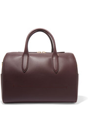 Vere Barrel leather tote