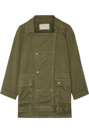 The Infantry cotton-gabardine jacket