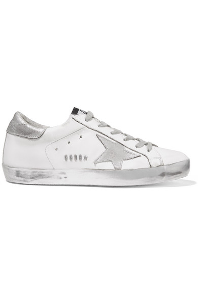 Sale - Superstar Lace-Up Trainers - Golden Goose Deluxe Brand Golden Goose Cheap Reliable Eastbay For Sale FlM5X41