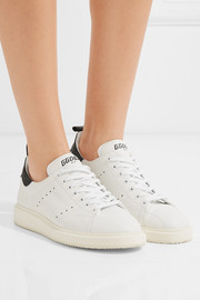 Starter leather sneakers