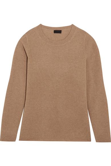 J.Crew - Cashmere Sweater - Camel