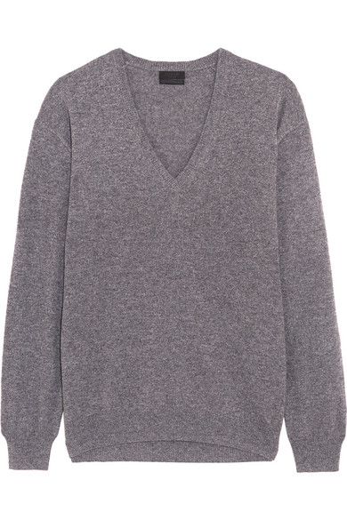 J.Crew - Cashmere Sweater - Gray