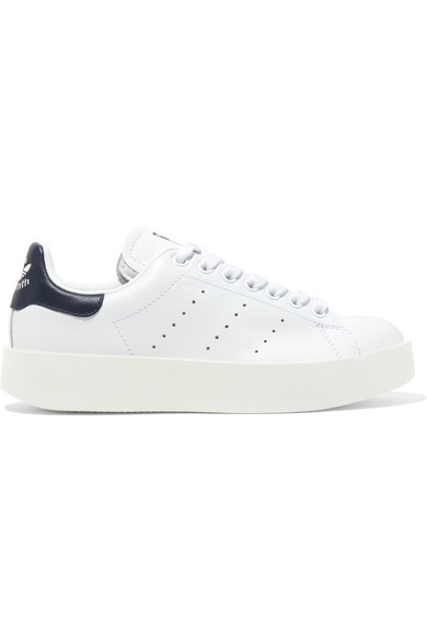 new concept 9e7c3 6f033 Stan Smith Bold leather sneakers