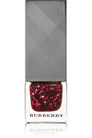 Nail Polish - Ruby Glitter No.306