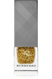 Nail Polish - Gold Glitter No.451
