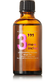 Michael Van Clarke 3''' More Inches - Life Extending Haircare Magic Oil, 50mL