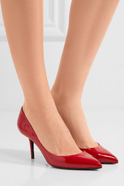 Dolce & Gabbana Bellucci patent-leather pumps