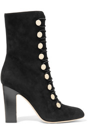 Jimmy Choo Malta suede boots