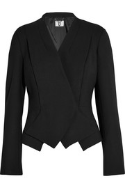 Farley stretch-wool blazer