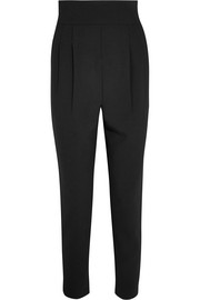 Farley stretch-wool tapered pants