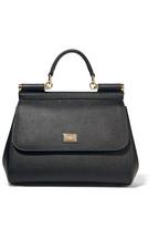 a2016c2559 Dolce   Gabbana Sicily medium textured-leather tote