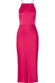 Jason Wu Satin-crepe dress