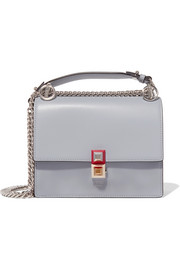 Kan I mini leather shoulder bag