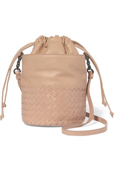 d30376aa8cdc Bottega Veneta. Intrecciato leather bucket bag