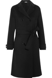 Bottega Veneta Double-breasted cashmere coat