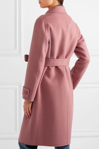 Bottega Veneta | Double-breasted cashmere coat | NET-A-PORTER.COM