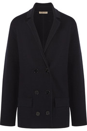 Bottega Veneta Double-breasted wool-blend blazer