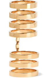 Repossi Berbère 18-karat gold ring