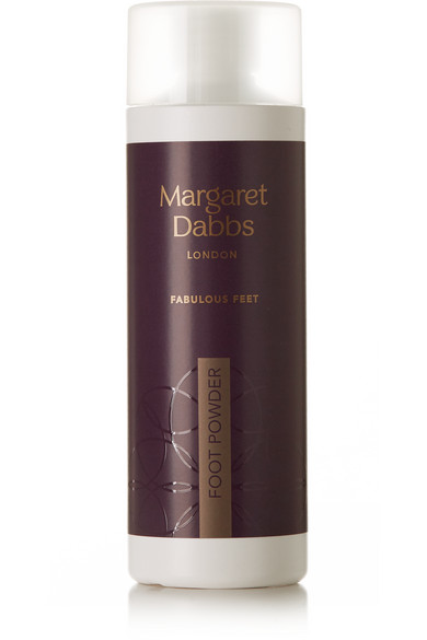MARGARET DABBS LONDON SOOTHING FOOT POWDER, 25G - COLORLESS