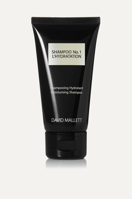 David Mallett Shampoo No.1: L'Hydratation, 50 ml – Shampoo