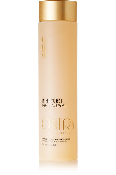 ONIRA ORGANICS The Natural Shampoo For Normal Hair, 200Ml - One Size in Colorless