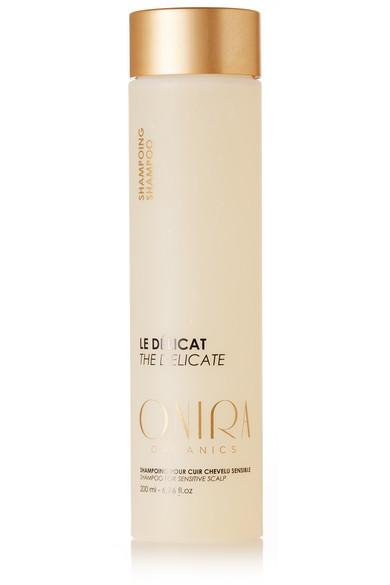 ONIRA ORGANICS The Delicate Shampoo For Sensitive Scalp, 200Ml - One Size in Colorless