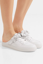 Sophia Webster Lilico Jessie appliquéd leather sneakers