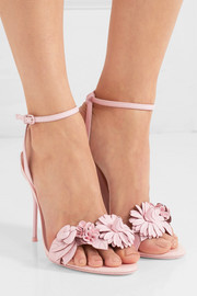 Sophia Webster Lilico appliquéd leather sandals