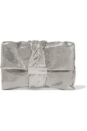 Jimmy Choo Chandra chainmail clutch
