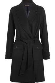 Darling wool-blend coat