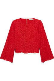 Pasha corded lace top