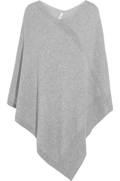 tomas maier female tomas maier cashmere poncho gray