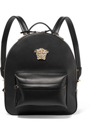 Versace Palazzo medium leather backpack