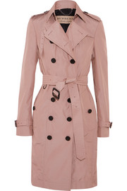 The Sandringham shell trench coat
