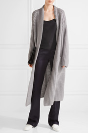 Gunnersbury cashmere and silk-blend cardigan