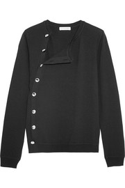 Altuzarra Minamoto button-detailed merino wool sweater