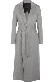 Joseph Kido wool and cashmere-blend coat