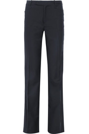 Rocker Super 100 wool-twill straight-leg pants