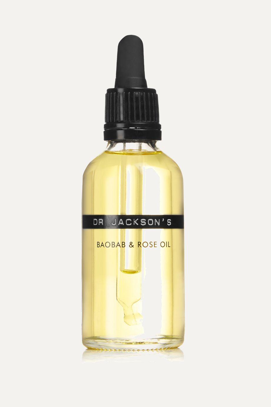 Dr. Jackson's Baobab & Rose Oil, 50ml