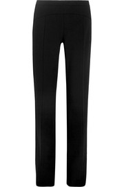 Narciso Rodriguez Stretch-wool straight-leg pants