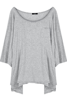 Bassike Oversized organic cotton T-shirt