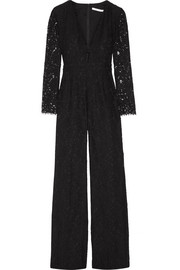 Kyara corded lace jumpsuit