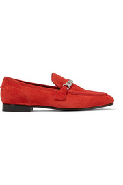 rag & bone Cooper suede loafers