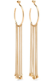Chloé Gold-tone earrings