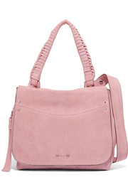 Elizabeth and James Suede shoulder bag