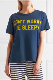 Jackson printed cotton-jersey T-shirt