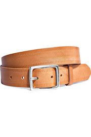 Boyfriend embossed leather belt